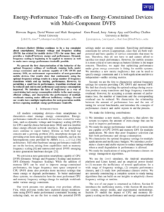 blue | A Systems Research Group | People